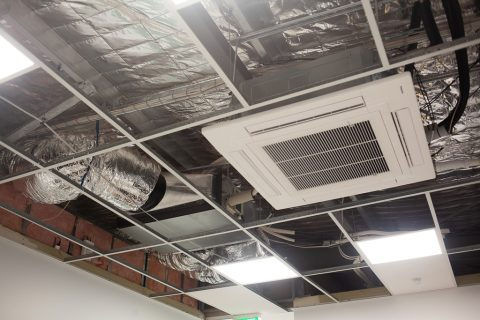 Air Conditioning Projects -