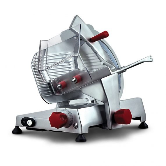 NS200 Manual Gravity Feed Meat Slicer -